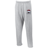 Charlotte Checkers Adult Open Bottom Sweatpants with Pockets