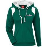Texas Stars Team 365 Ladies' Colorblock Poly Hoodie