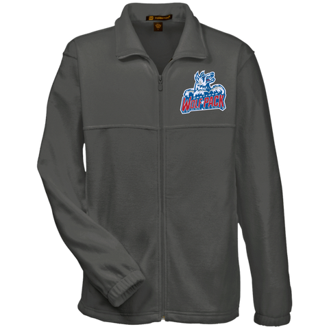 Hartford Wolf Pack Embroidered Fleece Full-Zip