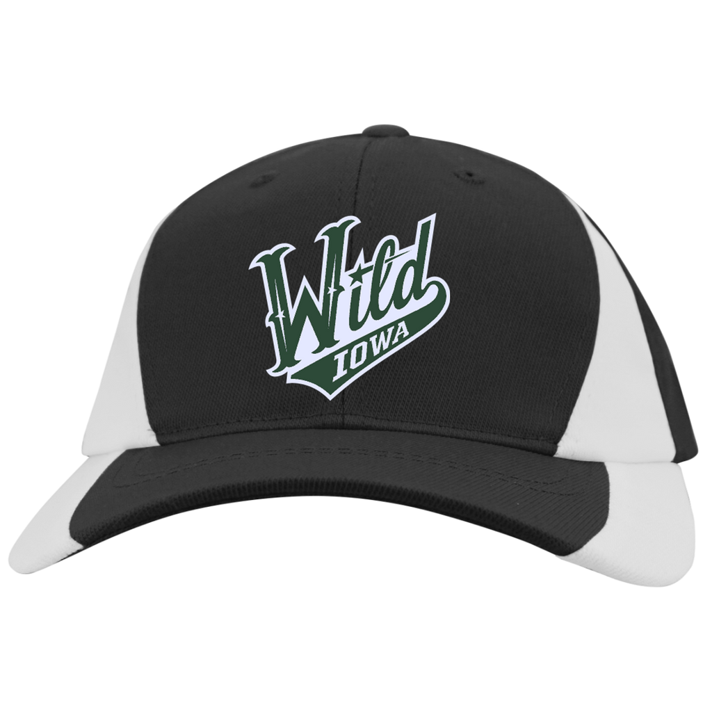 Iowa Wild Mid-Profile Colorblock Hat