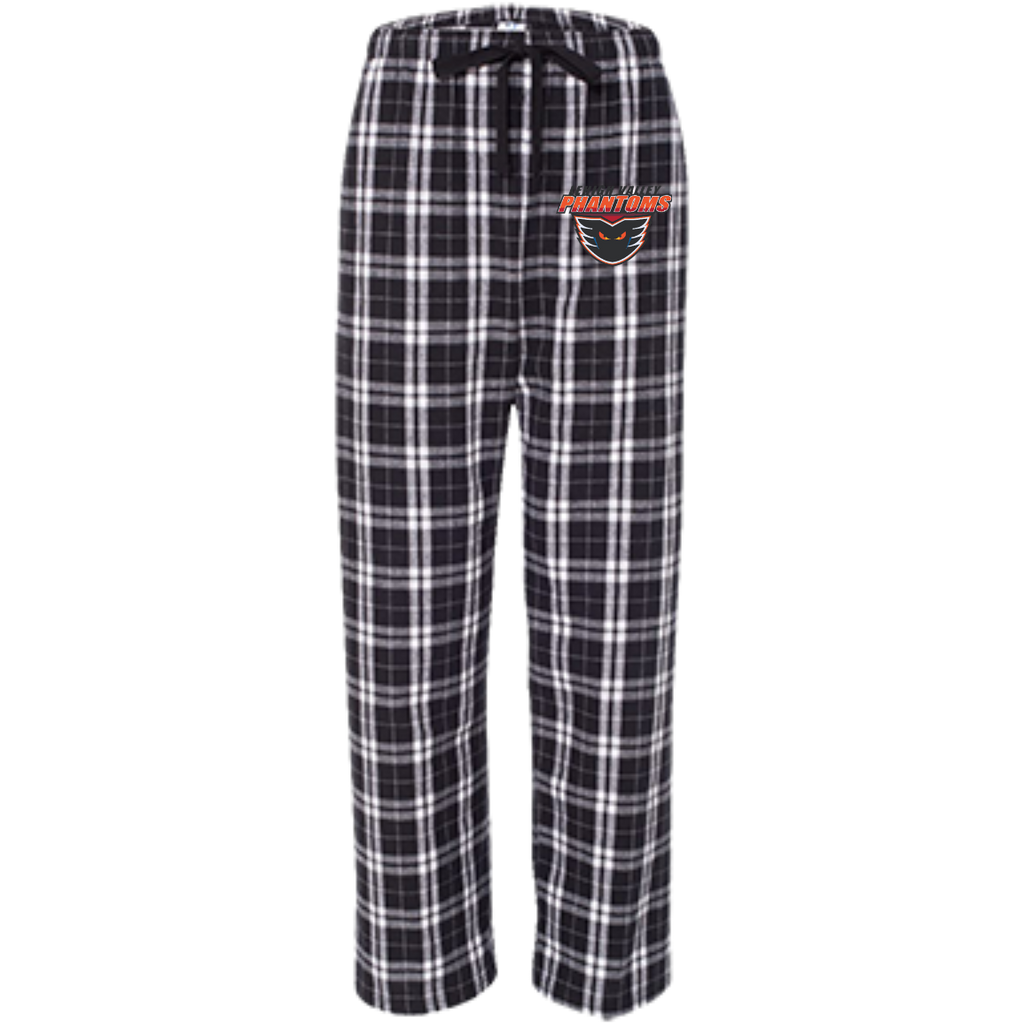 Lehigh Valley Phantoms Youth Embroidered Flannel Pants
