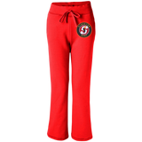 Stockton Heat Women's Open Bottom Sweatpants with Pockets