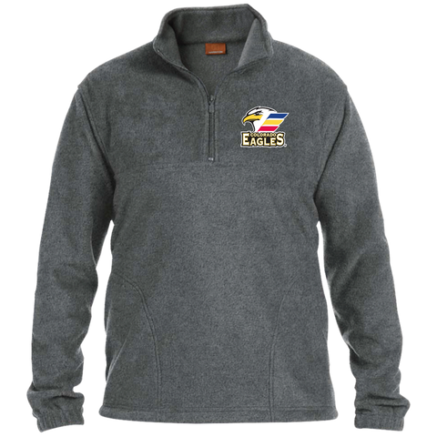Colorado Eagles 1/4 Zip Fleece Pullover