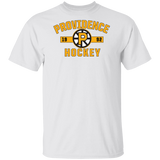 Providence Bruins Adult Established Short Sleeve T-Shirt