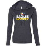 Colorado Eagles Hockey Ladies' Long Sleeve T-Shirt Hoodie
