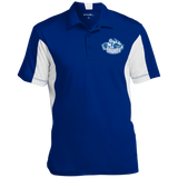 Syracuse Crunch Men's Colorblock Performance Polo