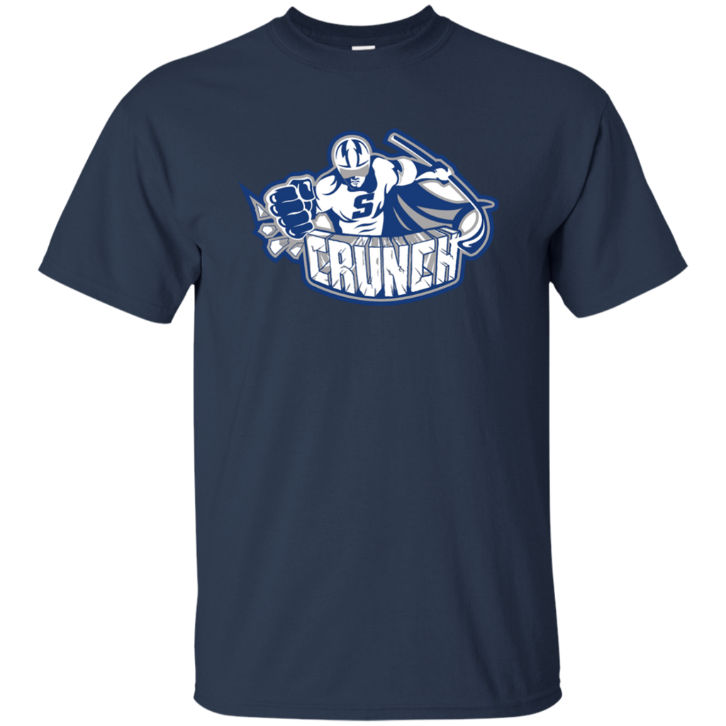 Syracuse Crunch Youth Short Sleeve T-Shirt (Sidewalk Sale, Navy)