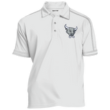 San Antonio Rampage Contrast Stitch Performance Polo