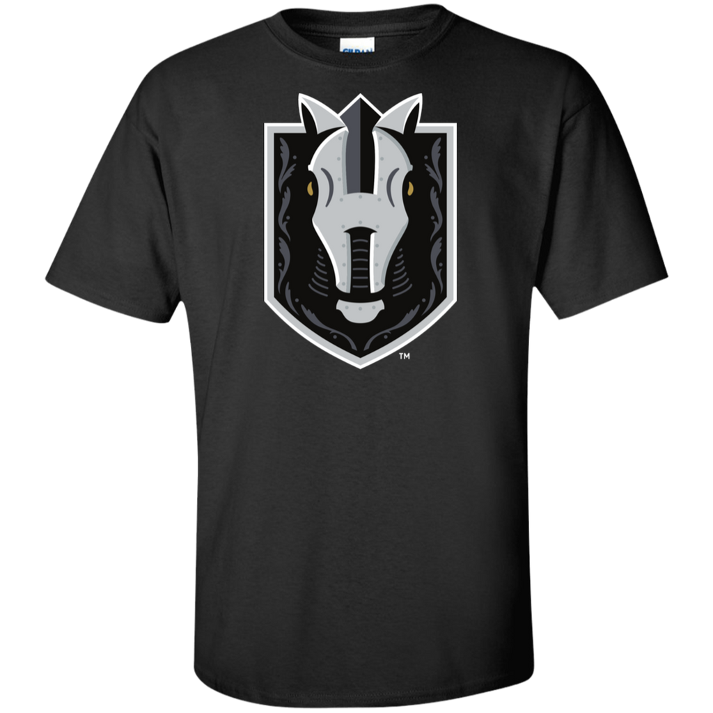 Henderson Silver Knights Adult Tall Primary Logo Cotton T-Shirt