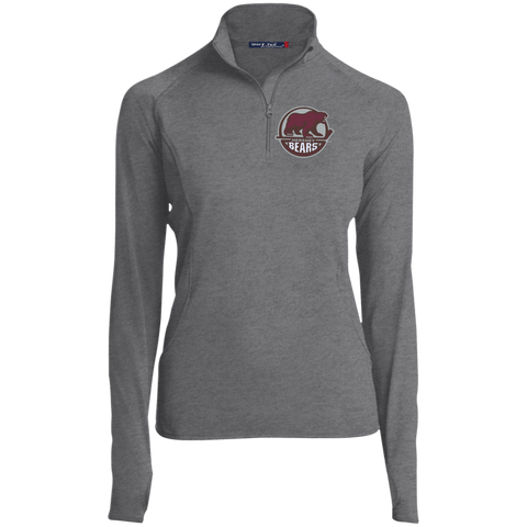 Hershey Bears Women's Half Zip Performance Pullover