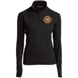 Hershey Bears 80th Anniversary Women's 1/2 Zip Performance Pullover