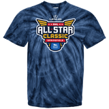 2019 AHL All Star Classic Primary Logo Adult Tie Dye T-Shirt