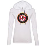 Stockton Heat Ladies Long Sleeve T-Shirt Hoodie