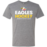 Colorado Eagles Hockey Next Level Men's Triblend T-Shirt