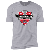 Rockford IceHogs Adult 2018 Calder Cup Playoffs Next Level Premium Short Sleeve T-Shirt