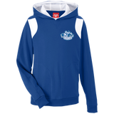 Syracuse Crunch Team 365 Youth Colorblock Poly Hoodie