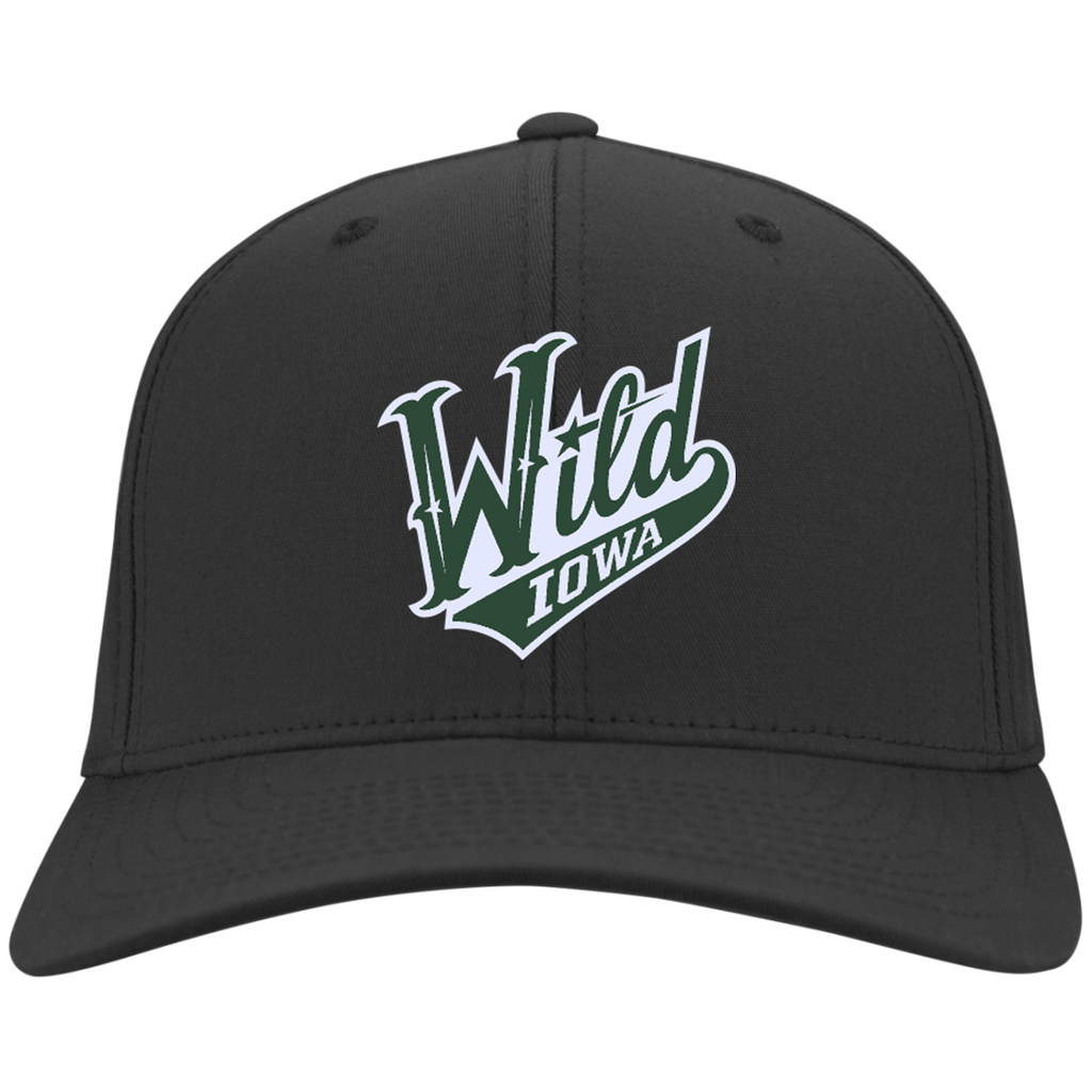 Iowa Wild Dry Zone Nylon Cap