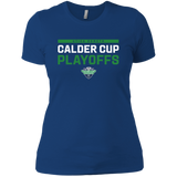 Utica Comets 2018 Postseason Next Level Ladies' T-Shirt