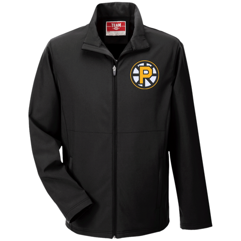Providence Bruins Adult Team 365 Men's Soft Shell Jacket