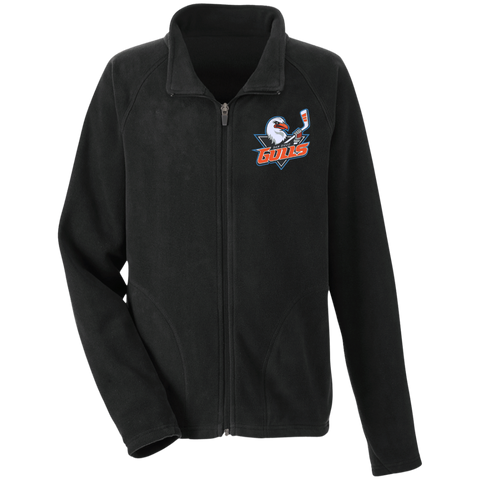 San Diego Gulls Youth Microfleece