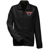 Lehigh Valley Phantoms Youth Embroidered Fleece Full Zip