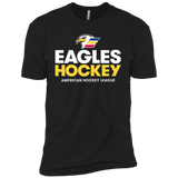 Colorado Eagles Hockey Next Level Premium Short Sleeve T-Shirt