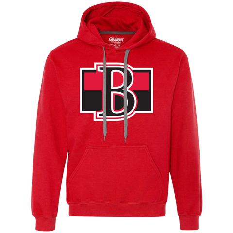 Belleville Senators Adult Heavyweight Pullover Fleece Sweatshirt