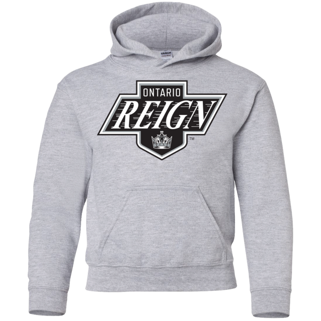 Ontario Reign Youth Pullover Hoodie