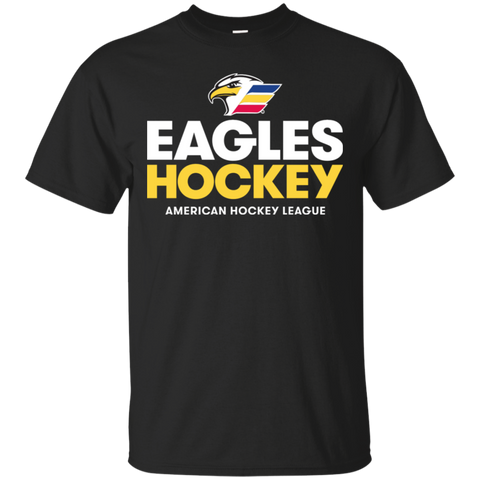 Colorado Eagles Hockey Adult Short Sleeve T-Shirt