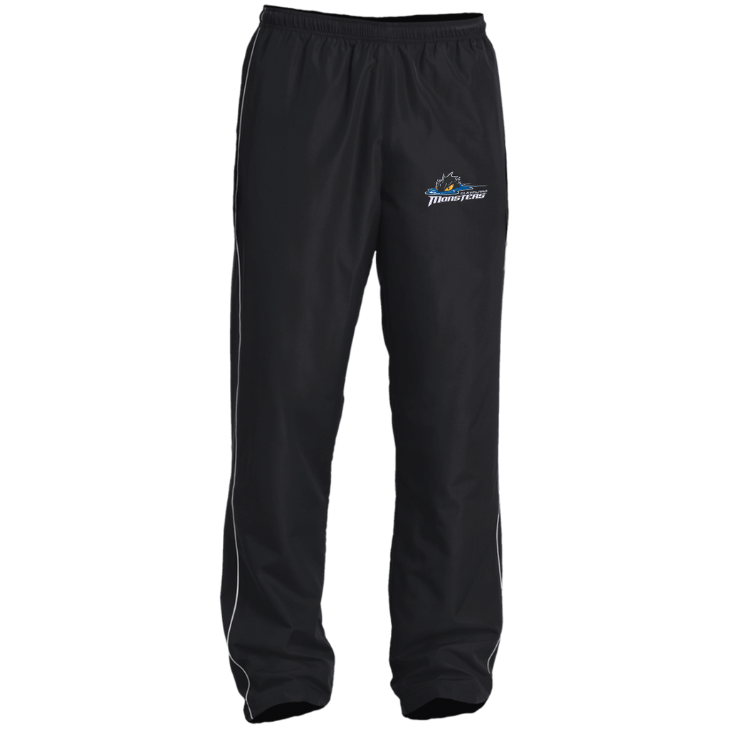 Cleveland Monsters Embroidered Performance Wind Pant