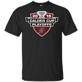Chicago Wolves 2019 Calder Cup Playoffs Youth Cotton T-Shirt