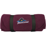 Cleveland Monsters Fleece Blanket