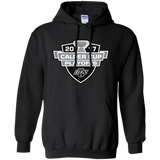 Ontario Reign Adult 2017 Calder Cup Playoffs Pullover Hoodie