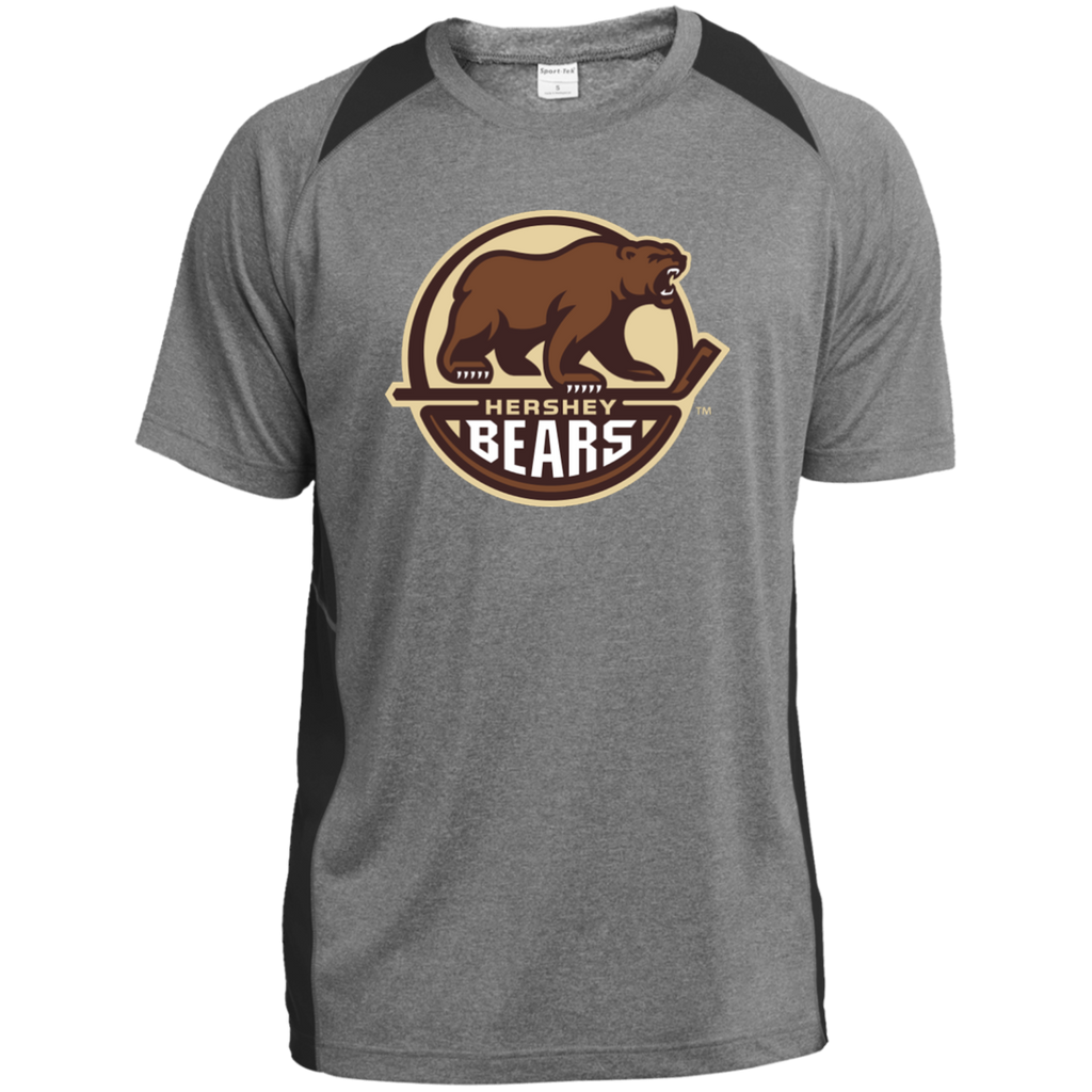 Hershey Bears Youth Colorblock Performance Tee