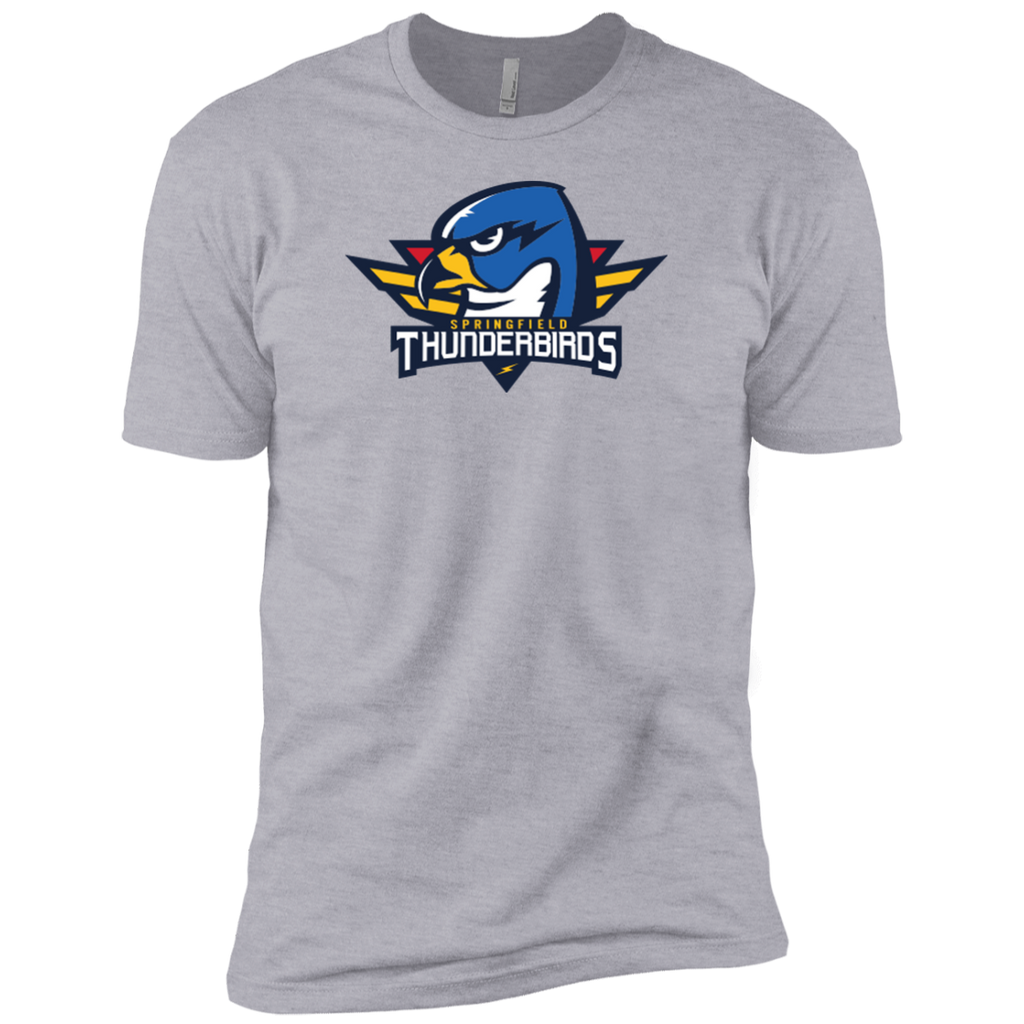 Springfield Thunderbirds Primary Logo Next Level Boys' Cotton T-Shirt