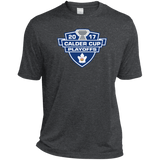 Toronto Marlies Adult 2017 Calder Cup Playoffs Heather Dri-Fit Moisture-Wicking T-Shirt