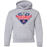 Rochester Americans 2019 Calder Cup Playoffs Youth Pullover Hoodie