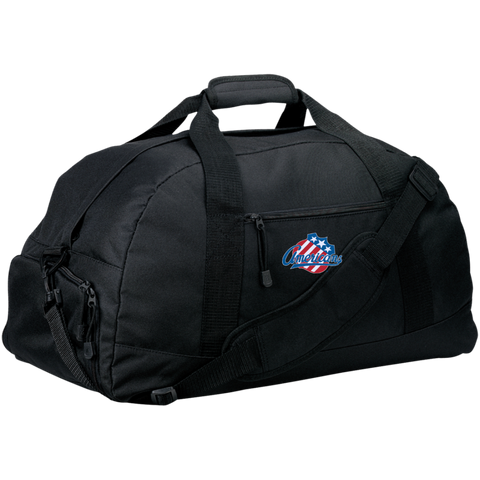 Rochester Americans Large-Sized Duffel Bag
