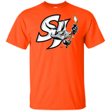 San Jose Barracuda Primary Logo Youth Short Sleeve T-Shirt