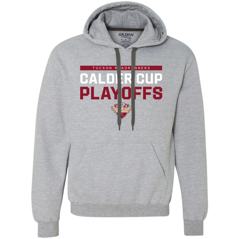 Tucson Roadrunners Adult 2018 Postseason Heavyweight Pullover Fleece Sweatshirt