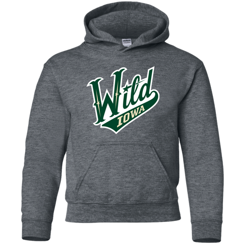 Iowa Wild Youth Pullover Hoodie
