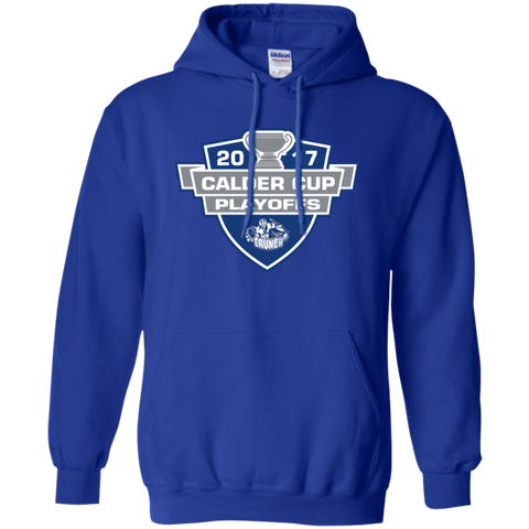Syracuse Crunch Adult 2017 Calder Cup Playoffs Pullover Hoodie