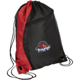 Rockford IceHogs Colorblock Cinch Pack