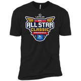 2019 AHL All Star Classic Primary Logo Next Level Premium Short Sleeve T-Shirt