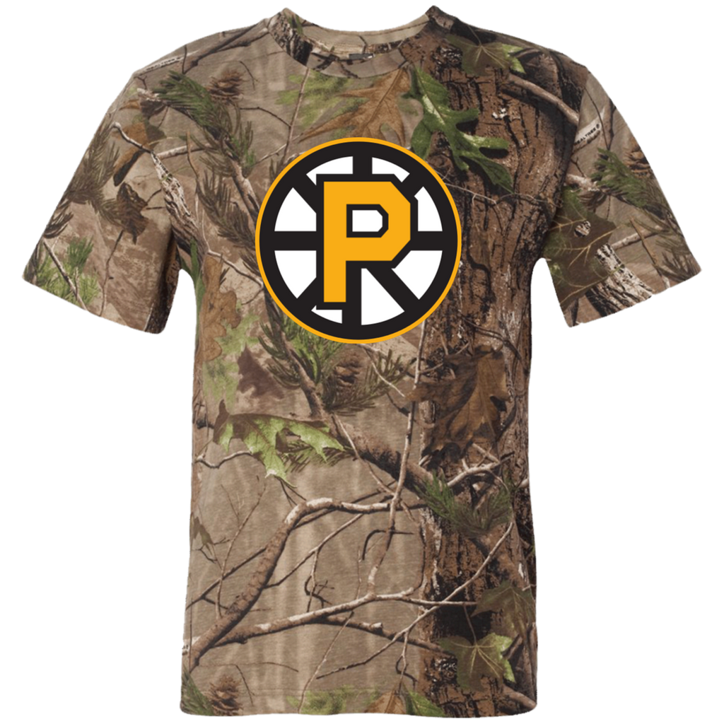 Provident Bruins Adult Short Sleeve Camouflage TShirt