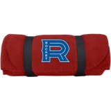 Laval Rocket Fleece Blanket