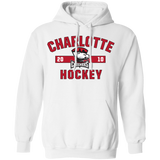 Charlotte Checkers Adult Established Pullover Hoodie
