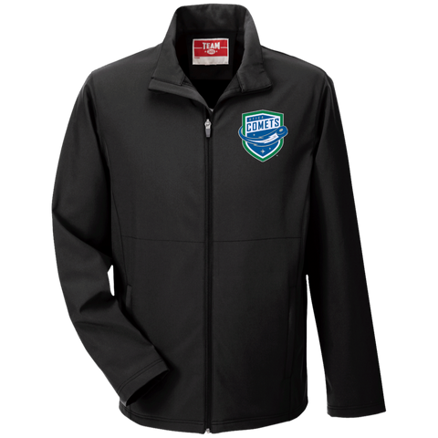 Utica Comets Adult Team 365 Men's Soft Shell Jacket