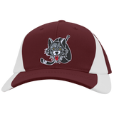 Chicago Wolves Youth Mid-Profile Colorblock Cap