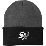 San Jose Barracuda Knit Cap